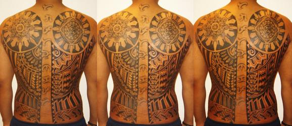 ifugao tattoo designs